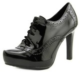 Luca Stefani April Pointed Toe Synthetic Bootie.