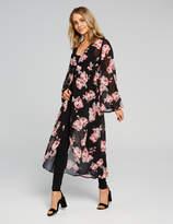 Dotti Statement Sleeve Long Kimono
