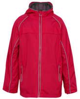 George Girls Pink School Lightweight Shower Resistant Jacket