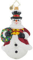 Christopher Radko Mr. Frost Ornament, Created for Macy's