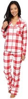 UGG Raven PJ Set Plaid