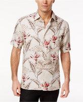 Tasso Elba Men's Birds of Paradise Shirt, Created for Macy's