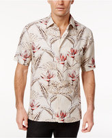 Tasso Elba Men's Birds of Paradise Shirt, Only at Macy's