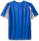 Champion Men's Big-Tall Short-Sleeve Performance Raglan T-Shirt