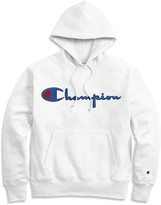 Champion Reverse Weave(R) Script Logo Graphic Hoodie