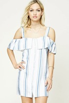 Forever 21 Contemporary Striped Dress