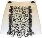 Ungaro White Cotton Skirt for Women