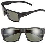 Smith Optics Men's 'Outlier Xl' 56Mm Polarized Sunglasses - Matte Black