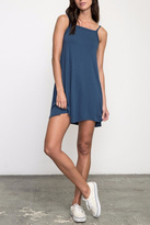 RVCA Scalloped Swing Dress