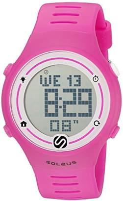 Soleus Unisex SR022-630 Sprint Digital Display Quartz Watch