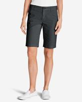 Eddie Bauer Women's Adventurer Ripstop Bermuda Shorts