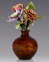 Jay Strongwater Floral Object