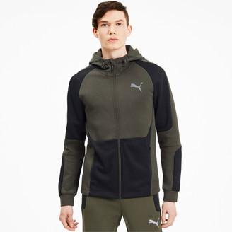 Puma Evostripe Men's Full Zip Hoodie