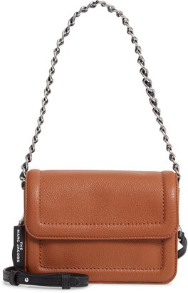 Marc Jacobs The Mini Cushion Leather Shoulder Bag