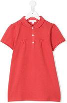 Burberry polo dress - kids - Cotton - 14 yrs
