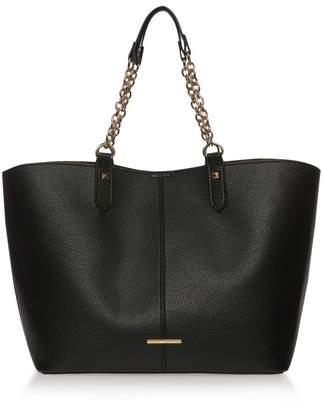Lipsy Chain Handle Shopper - One Size - Black