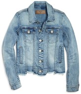 Blank NYC BLANKNYC Girls' Cropped Denim Jacket - Sizes S-XL
