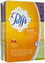 Puffs Basic Facial Tissues