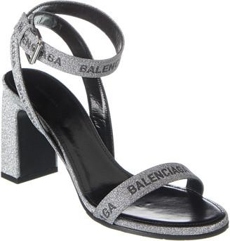 Balenciaga 80 Logo Sandal