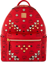 MCM Stark stud detail small backpack