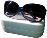 Marc Jacobs Purple Plastic Sunglasses