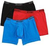 2xist Men's 3-Pack Stretch Core Boxer Brief