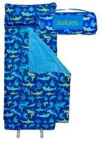 Stephen Joseph Shark Print Nap Mat in Blue
