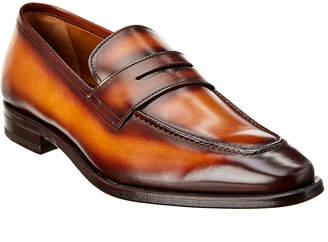 Bruno Magli Corrado Leather Loafer