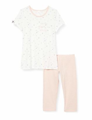 Skiny Girls Madchen Lovely Sleep Pyjama 3/4 Lang Sets