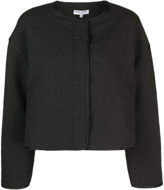 Opening Ceremony cropped button-front jacket