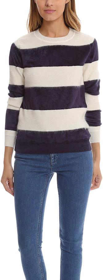 A.P.C. Ellie Eponge Marine Sweater