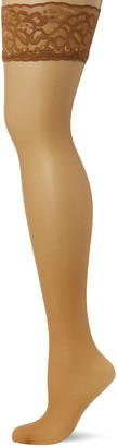 Camano Women's 8214 Hold-up Stockings