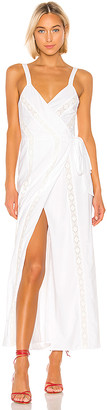 Privacy Please Loyola Maxi Dress