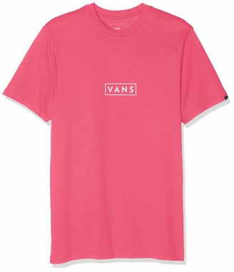 Vans Men's Easy Box SS T-Shirt