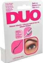 Duo Water Proof Eyelash Adhesive, Dark Tone 1/4 oz by