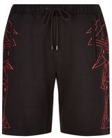 Marcelo Burlon County of Milan Lamborghini Shorts