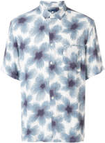 Levi's Made & Crafted floral print short sleeve shirt