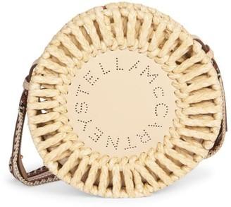 Stella McCartney Eco Basket Circle Shoulder Bag