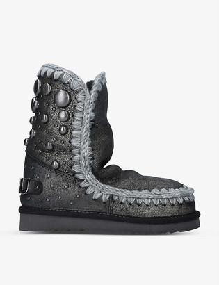 Mou Eskimo sheepskin boots