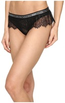 Emporio Armani Visibility Lurex Lace Brief Women's Underwear