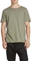 Bassike Original Neck T Shirt With Tail