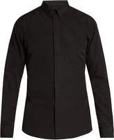 Givenchy Contemporary-fit single-cuff cotton shirt