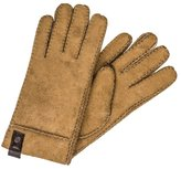 Ugg Sidewall Gloves Bomber Jacket Chocolate