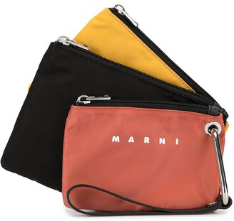 Marni Multi-Pouch Wallet