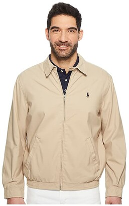 Polo Ralph Lauren Bi-Swing Windbreaker (French Navy) Men's Coat
