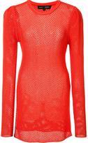 Proenza Schouler mesh jumper