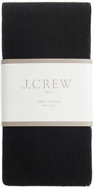 J.Crew Ribbed tights