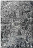 Panache Rizzy Home Transitional Central Medallion II Geometric Rug