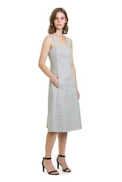 Country Road Speckle Jacquard Dress
