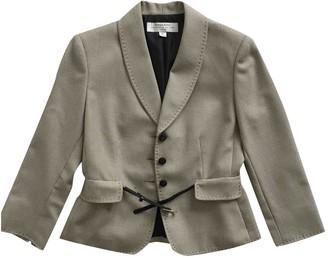 Elie Tahari Grey Jacket for Women